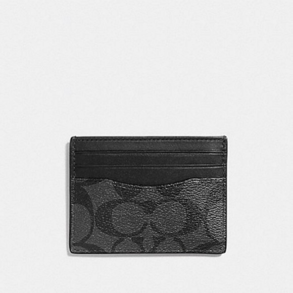 54120c80359a Coach Slim Card Case